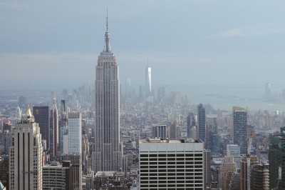 New York, letalske karte