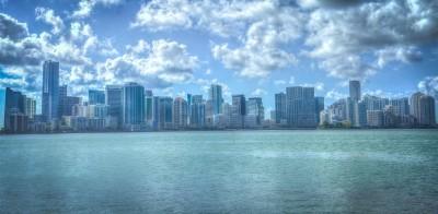 Potpodnoge, letalske karte, Miami