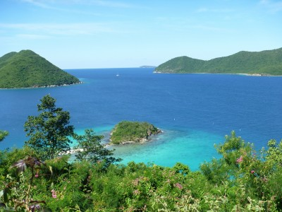 Deviški otoki