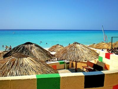 1.maj na Kubi - Varadero