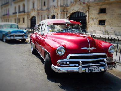 Kuba - prikazna slika za ponudbo pomlad 2017
