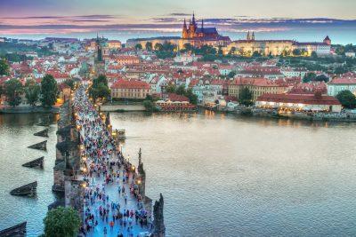 Praga - slika za objavo