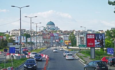 Beograd - iz LJ - akcija - 73 EUR