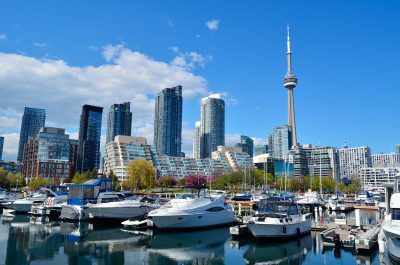 Toronto - Kanada - za prvi maj - prikazna slika