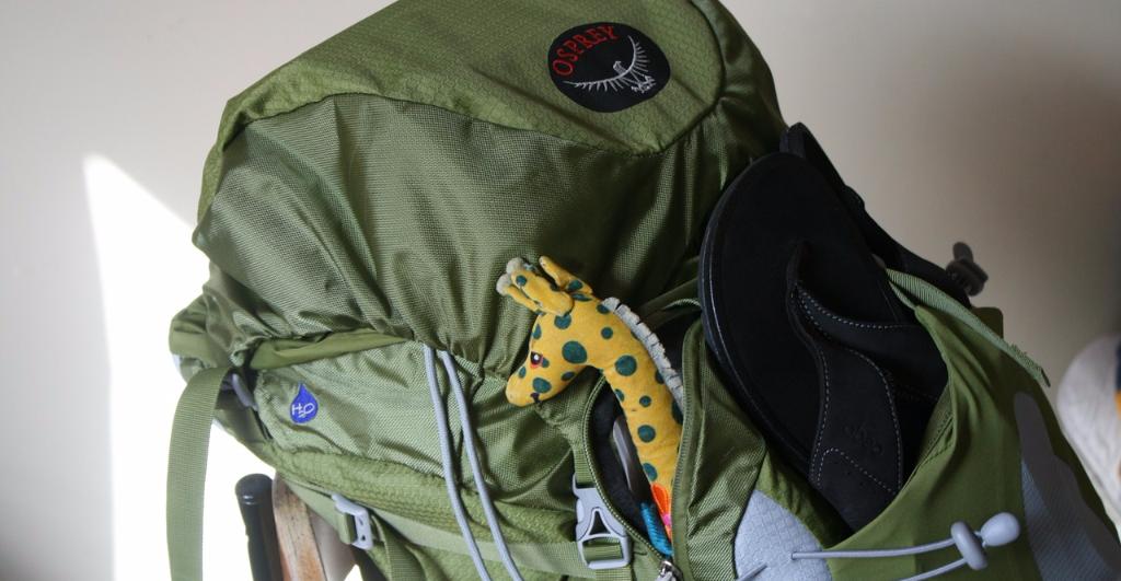 backpack - prvi blog zapis - slika za objavo
