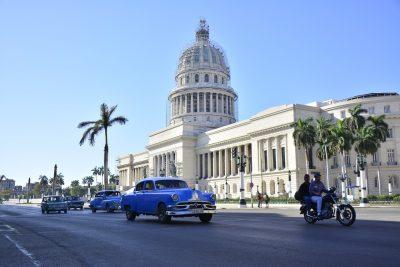 Dopust na Kubi - jesen - iz Dunaja