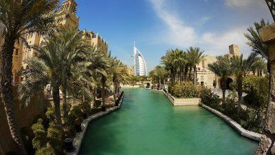 Dubaj - primer hotelske namestitve - TOP PONUDBA - prikazna slika