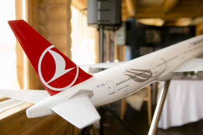 Turkish Airlines s svojo DINERS kartico