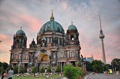 Berlin - prikazna slika iz ZG
