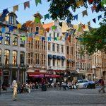 Bruselj - iz Ljubljane - 28 EUR - prikazna
