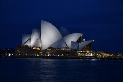 Avstralija - Sydney - prikazna za objavo iz MUC