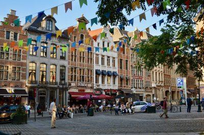 Bruselj iz Ljubljane - prikazna slika
