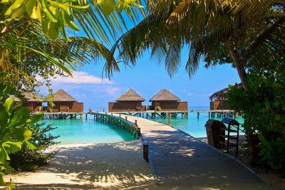 Maldivi - Maj - 2018