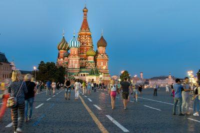 Moskva - prikazna - objava - Maja
