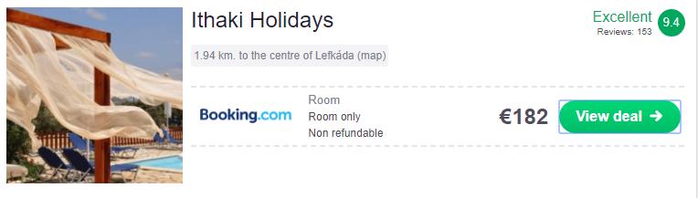 Ithaki Holidays
