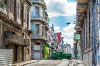 Kuba - Havana - prikazna - jesen 2018