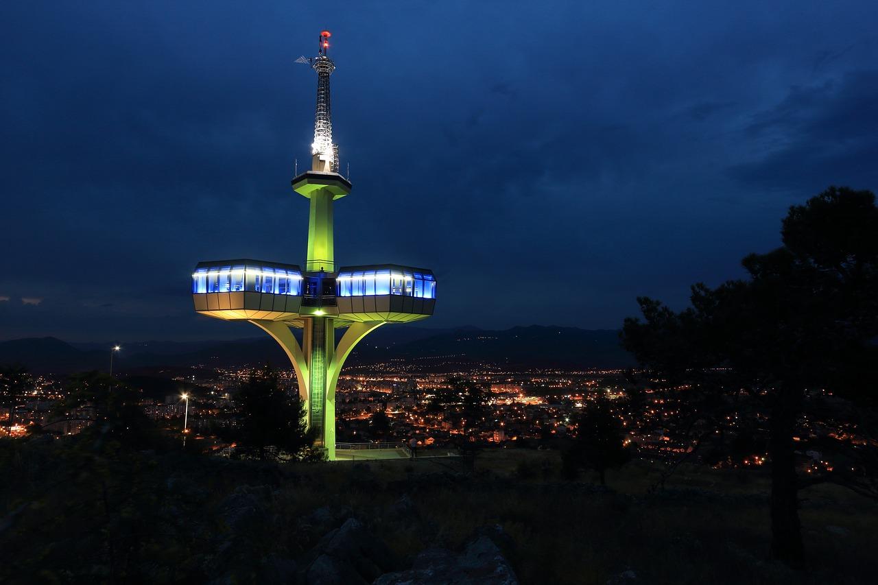 Podgorica - iz Ljubljane - 92 EUR - junij