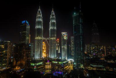 Kuala Lumpur april 2018