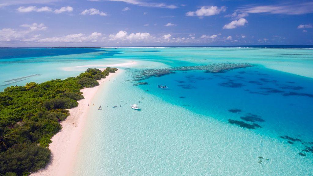 Pot Pod Noge Maldivi Povratna Letalska Karta Prtljaga 8
