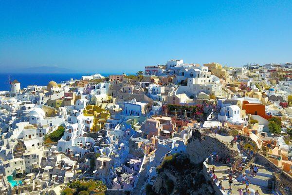 Santorini - prikazna za objavo OKT 2018