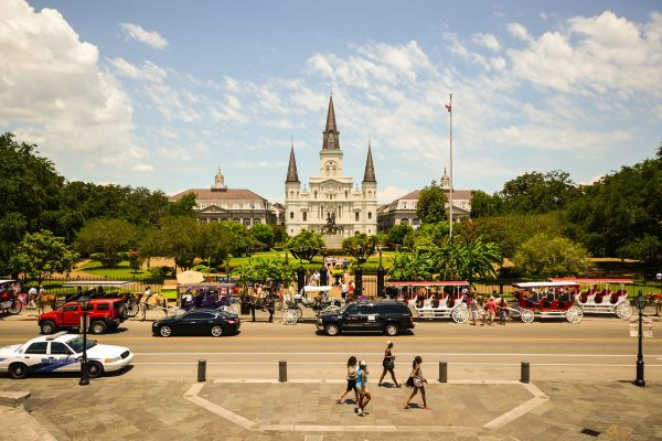 New Orleans - prikazna slika ZG