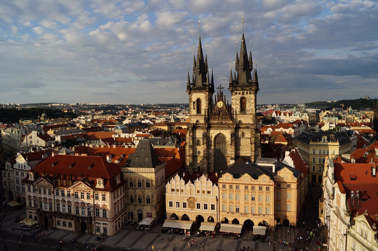 Praga iz Benetk