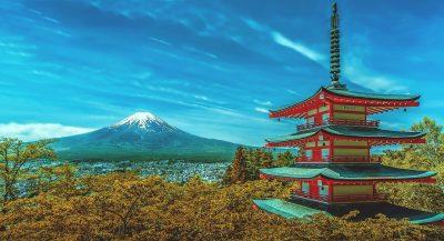 Japonska - Tokio - Iz Ljubljane